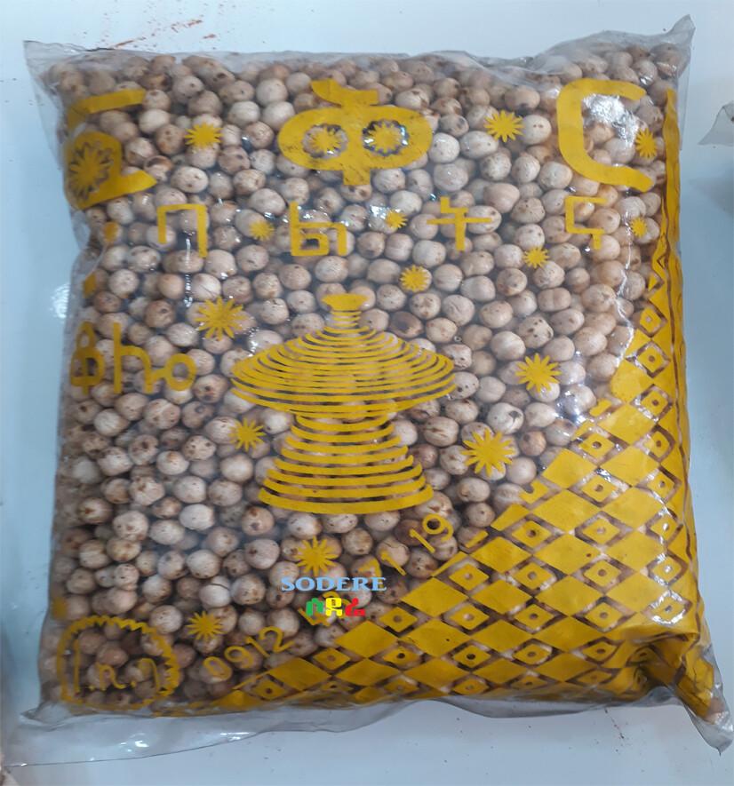 ድቤ  ሽምብራ (ፍቅር ባልትና)/ Kolo(Ethiopian Snack )By Fiker Baltina