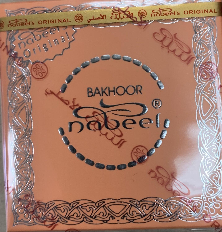 ባክሁር እጣን Bakhoor Nabeel Incense 40 Gm