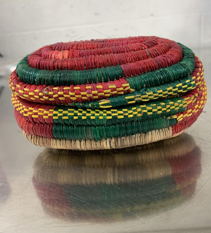 ሙዳይ Muday Ethiopian hand made small container