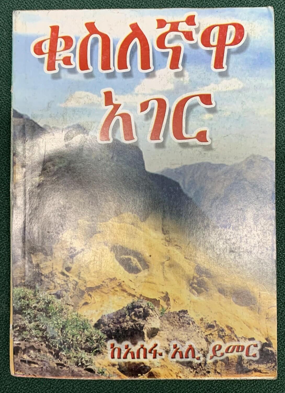 ቁስለኛዋ አገር ከአሰፋ አሊ ይመር Kislegnawa Ager by Assefa Ali Yemer