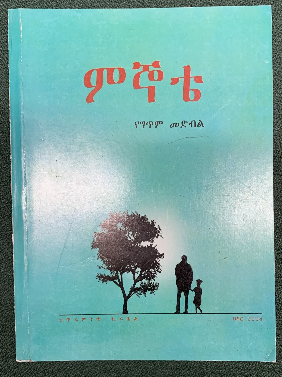 ምኞቴ የግጥም መድብል ከጥሩምንጭ ኪሩቤል Megnote By TiruMench Kirubel
