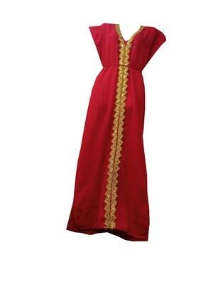 በክር የተሰራ ባህላዊ ልብስ Traditional Cloth