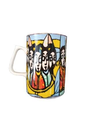 Ethiopian Traditional  Coffee Mug