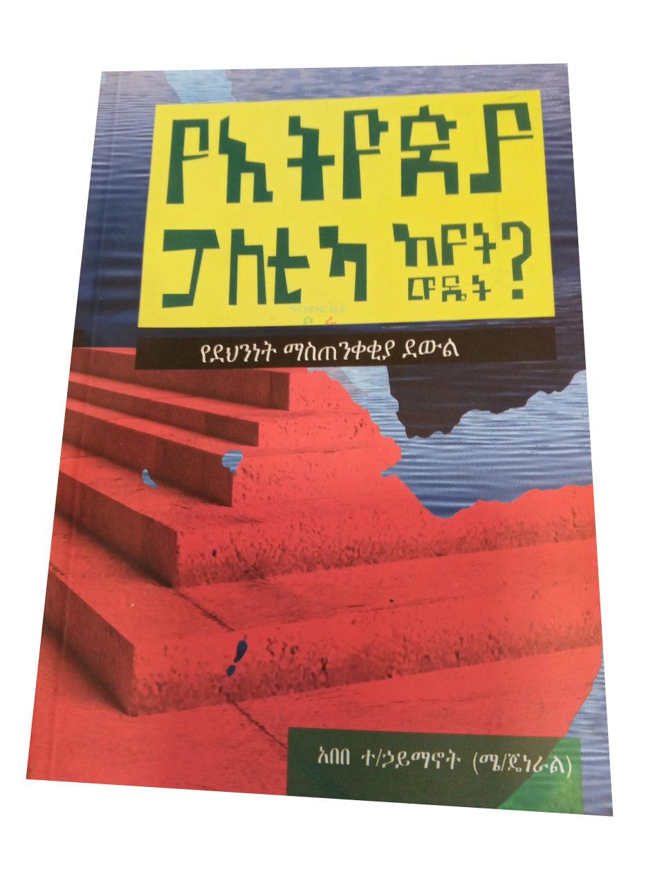 የኢትዮጵያ ፖለቲካ ከየት ወዴት Ethiopia politics heading to where By Abebe Teklehaymanot