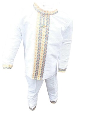የልጆች የሀበሻ ልብስ/ Habesha Cloth for Kids