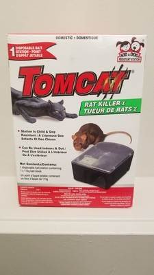 Tomcat Rat Killer