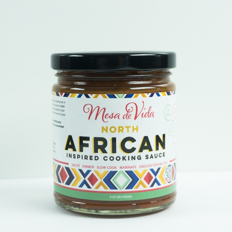North African Cooking and Seasoning Sauce
