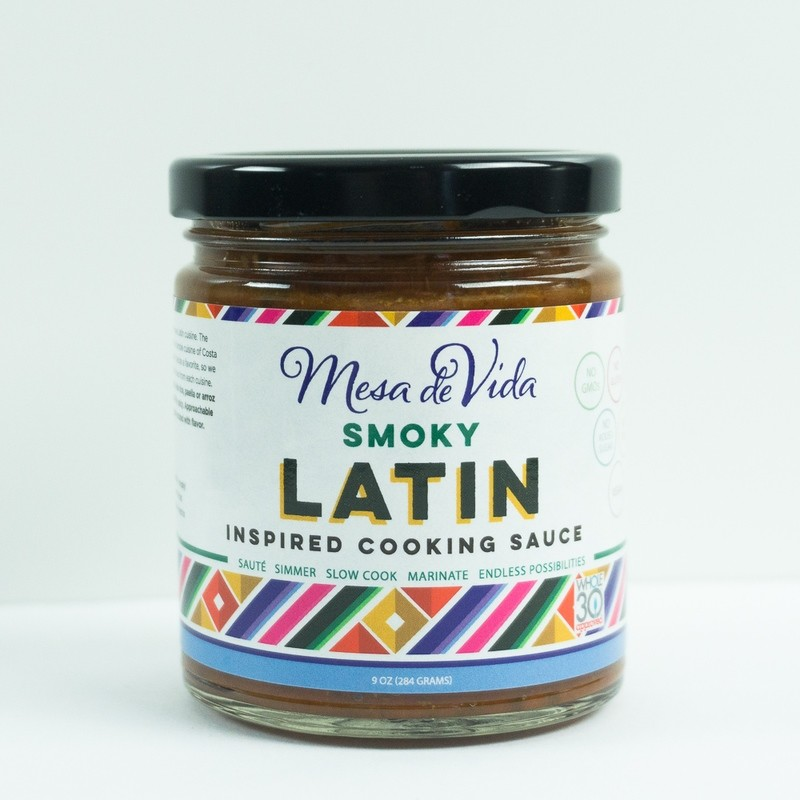 Smoky Latin Cooking and Seasoning Sauce