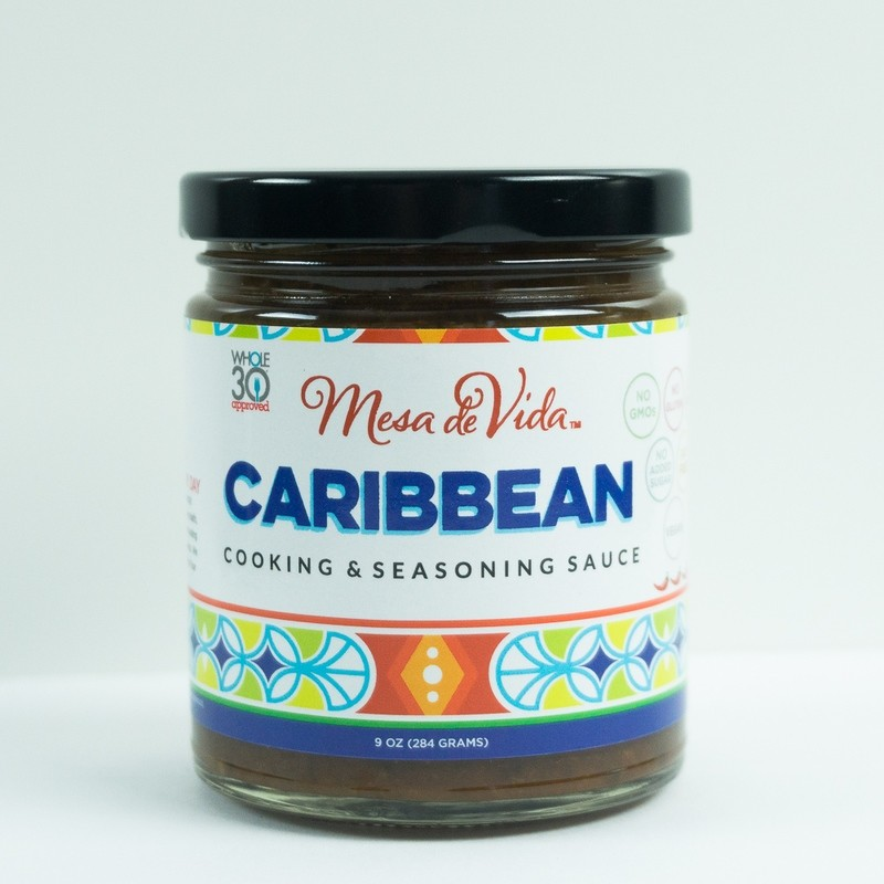 Caribbean Cooking and Seasoning Sauce