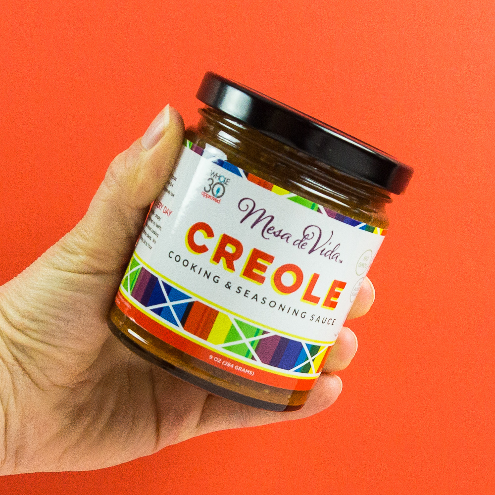 Creole Cooking and Seasoning Sauce