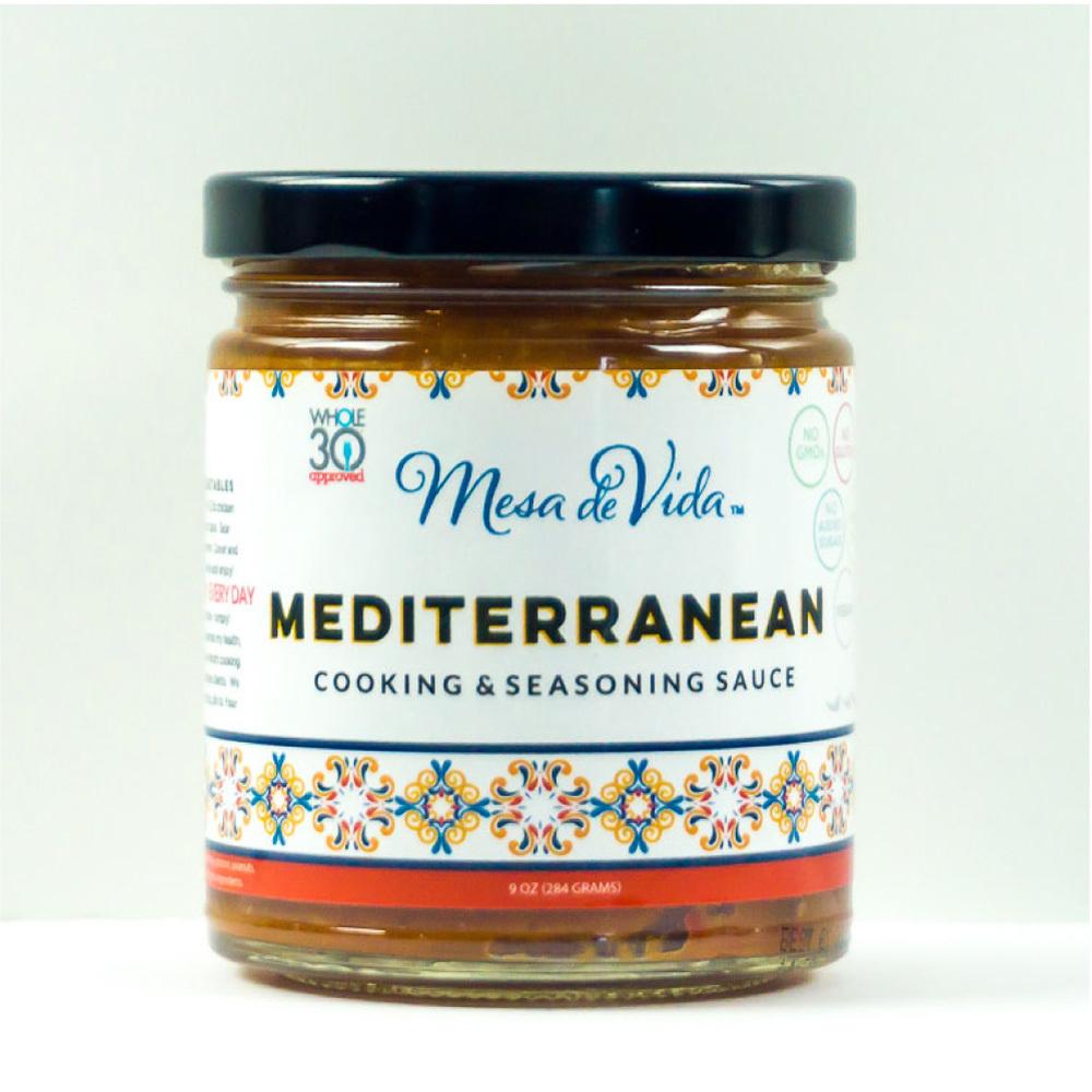 Mediterranean Cooking and Seasoning Sauce SAUME01