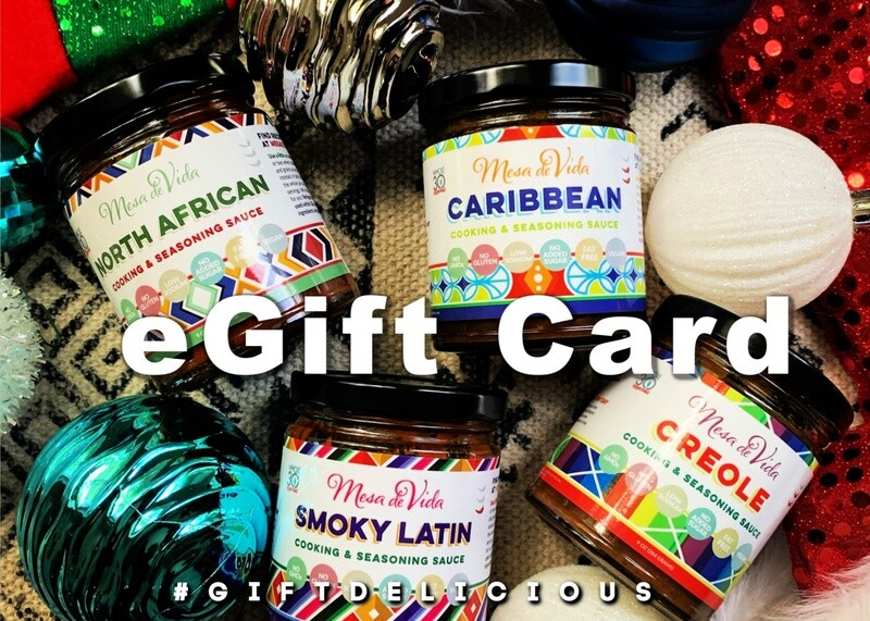 Mesa de Vida eGift Card