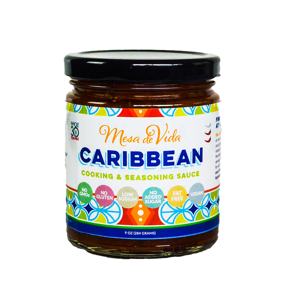 Caribbean Cooking and Seasoning Sauce