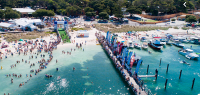 Rottnest Channel Swim Program