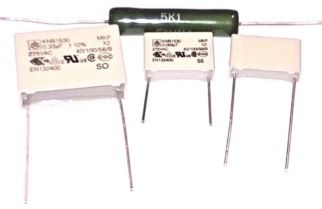 Dual CS505 Repair Kit