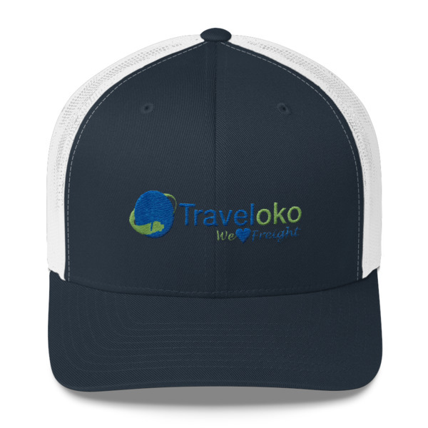 Traveloko Trucker's Cap TL-242