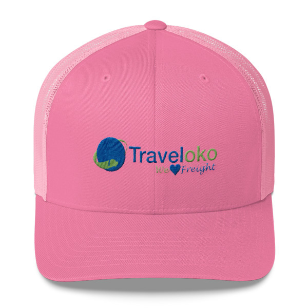 Traveloko Trucker's Cap