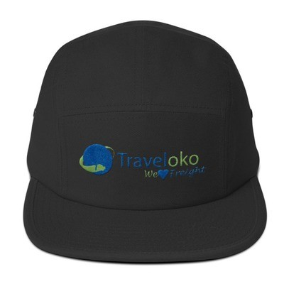 Five Panel Traveloko Cap