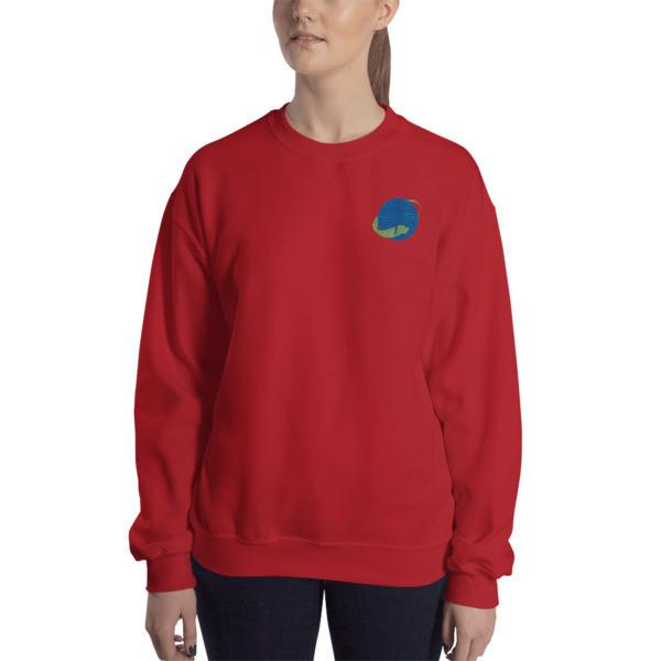 Traveloko Embroidered Sweatshirt