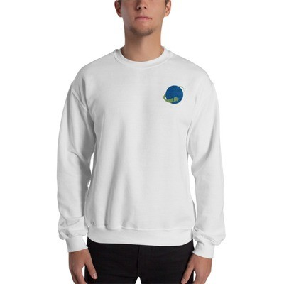 Traveloko Embroidered Sweatshirt
