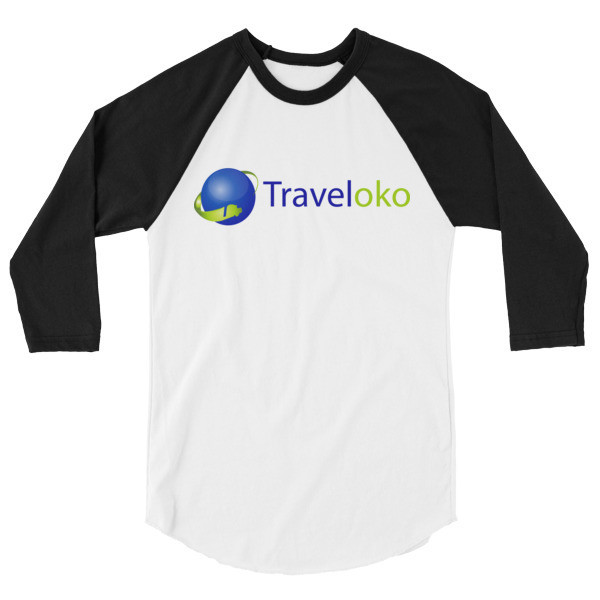 Traveloko Baseball Shirts