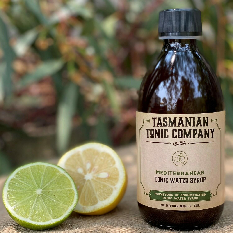 Mediterranean Tonic Syrup
