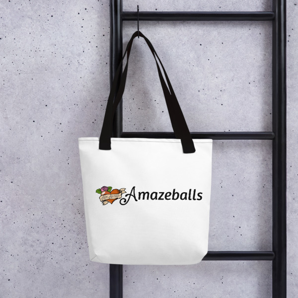 Amazeballs - Tote bag 00001