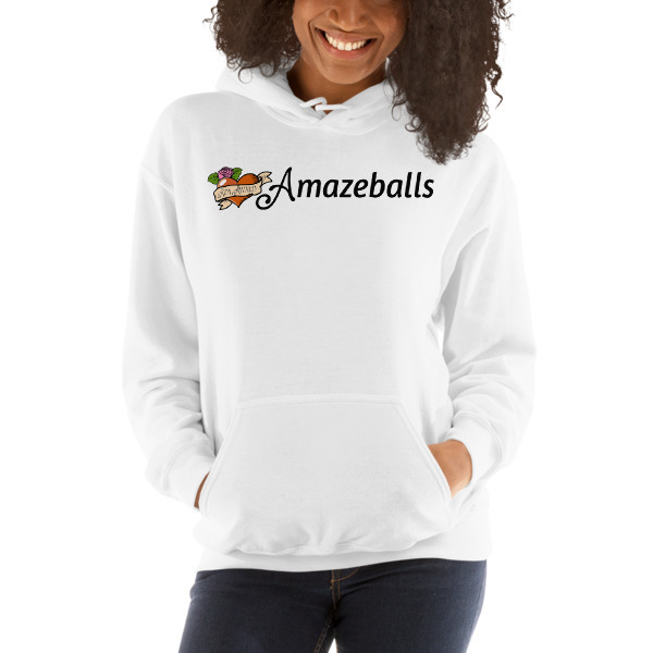 Amazeballs - Hooded Sweatshirt 00004