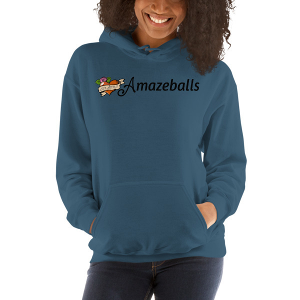 Amazeballs - Hooded Sweatshirt