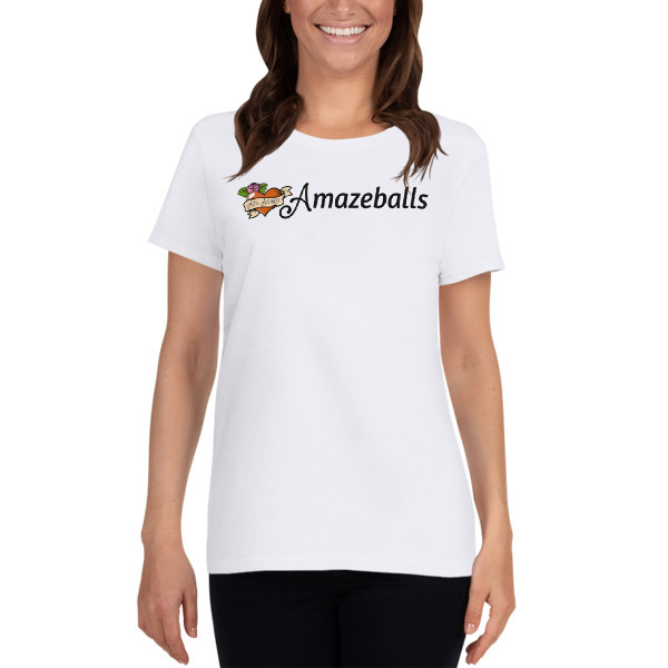 Amazeballs - Women's short sleeve t-shirt 00005