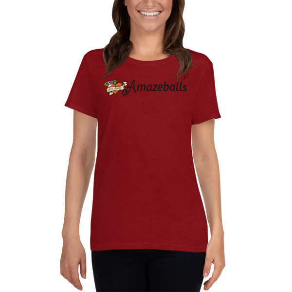 Amazeballs - Women's short sleeve t-shirt
