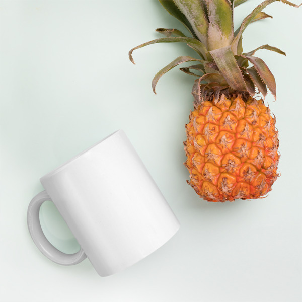 I heart Gray Mug