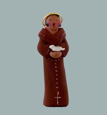 Saint Francis, Large