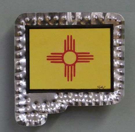 New Mexico State Flag