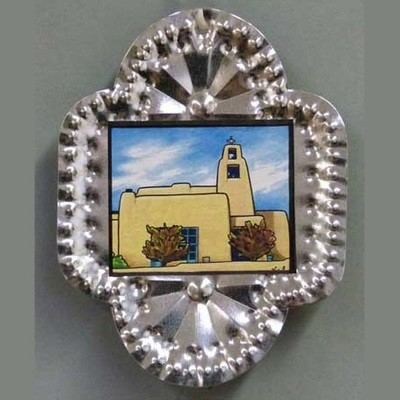 Santa Maria de la Paz, Santa Fe