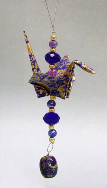 Single Crane, Origami