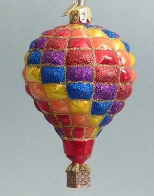 Colorful Quilt Balloon