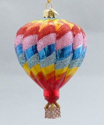 Santa Fe Sunset Balloon