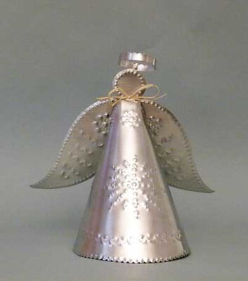 Angel Treetop, Lighted,10