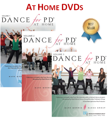 At Home DVD Bundle - 3 discs