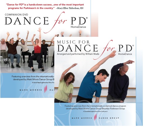 Dance for PD HomeDance Dance Kit