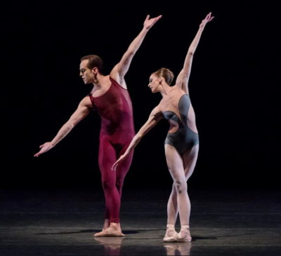 New York City Ballet performance and tour May 3