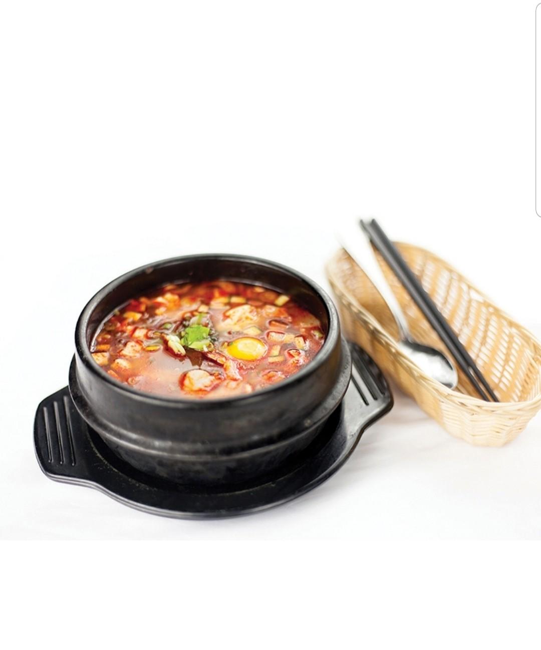 Soon-Dubu seafood