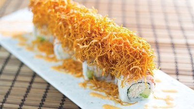 Awesome Yam Roll