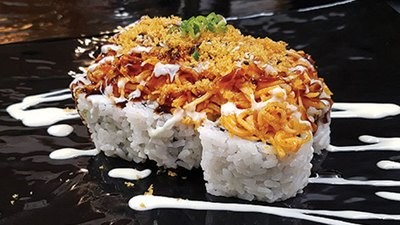 Double Spicy Roll (Tuna)