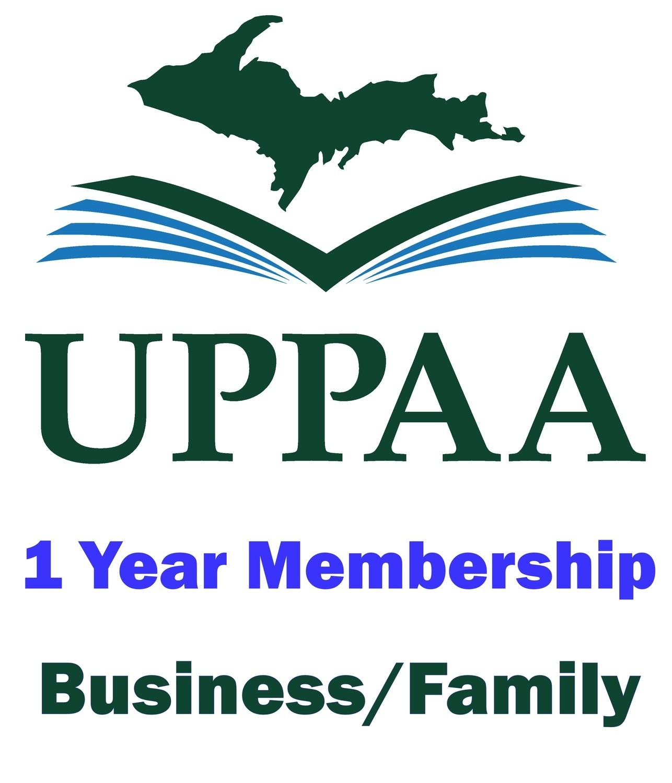 UPPAA 1 Year membership - Business or Family