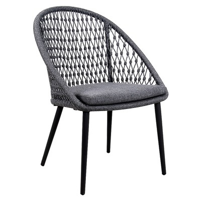 Modern Handmade Rope Dining Chair