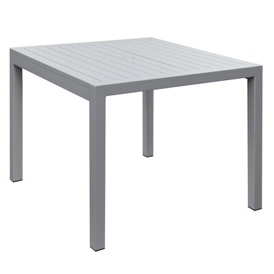 patio outdoor dining table  with umbrella hole