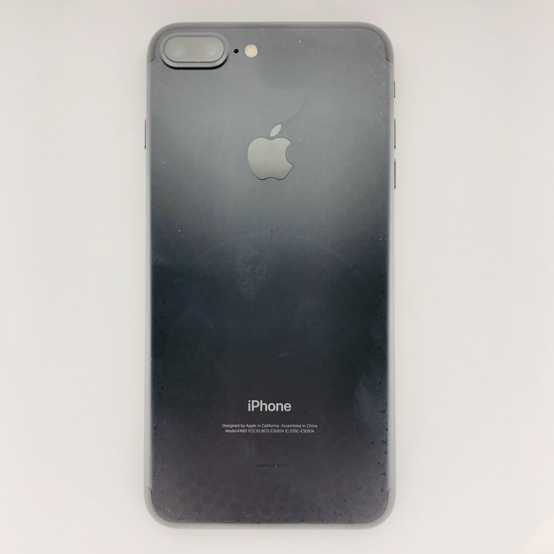 Apple iPhone 7 Plus - 256GB - Black - Unlocked (GSM+CDMA)