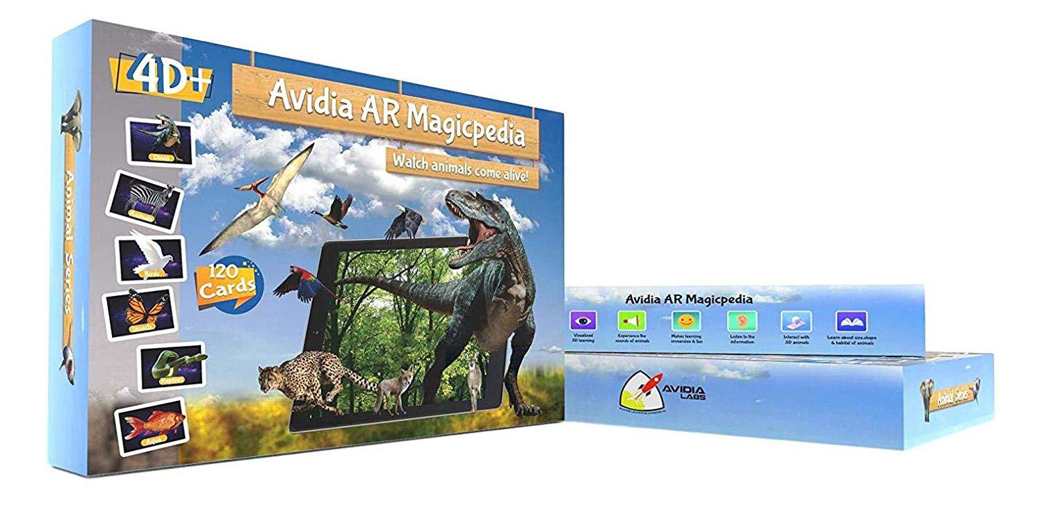 Avidia AR Magicpedia 1
